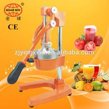 Manual orange lemon juice extractor