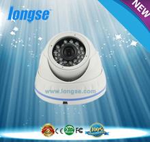 Longse 2.8-12 mm varifocal lens outdoor waterproof &vandal resist H.264 onvif HD 720P, 1080P IR LED Varifocal dome IP Camera