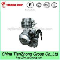Good Quality China Chongqing Tianzhong Dirt Bike Engine 200cc Sale
