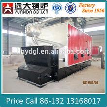 2000-8000 kg per hour steam boiler using palm waste
