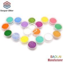 Hot Fashion Glitter Powder for Chrismas Decoration