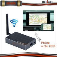 Wholesale car accessories multimedia audio radio dvd player with GPS use mirrorlink/mirror link /Mirabox