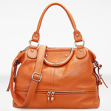 Bags for women 100% leather bags women stylish shoulder bags EMG3688