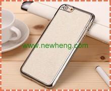 New Luxury Bling Glitter Hard Back Mobile Phone Case for Apple iPhone 6 6G