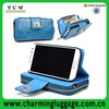 china factory pu new design mobile phone pouch for promotion