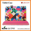 for ipad mini 2 cover with wake up/sleep function suitable for girls