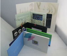 2.4''/2.8''/3.5''/4.3'/5''/7'/10''inch Promotional Video Card