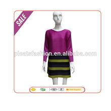New design summer china supplier alibaba online shop women clothes pleats fashion