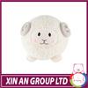 meet UK , US New design white fat sheep toy