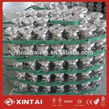 stainelss steel ball vale CF8 ball valve export korea