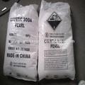Hidróxido de sodio perlas 99%, la soda cáustica perlas 99%, perlas naoh 99% para la fabricación de jabón