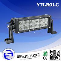 Y&T 120w 40*3w led work light bar New design led driving light bar