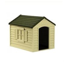 OEM plastic products manufacturer, simple hut plastic pet house