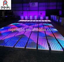 2014 hot sale aluminum edge for dance floor, used dance floor,wedding dance floor