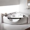 2014 NEW! FC-206 black massage bathtub