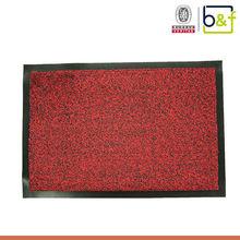 FOB Ningbo New Fashion Home Floor 100% cotton door mat