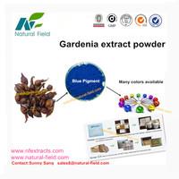 Gardenia blue Gardenia extract powder food coloring