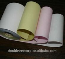 Image Colours Blue/Black Of Carbonless Paper/NCR Copy Paper