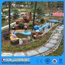 C&Q Amusement rides, Attractive theme park indoor/outdoor electric tourist train