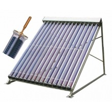 70mm metal-glass vacuum tube heat pipe solar collector