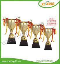 4 Size Hot Sale Metal Trophy Decorations
