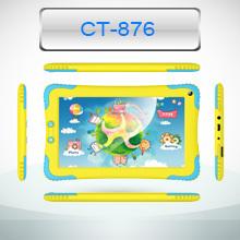 512DDR ,4gb FLASH 7 inch kids android tablet wifi av in