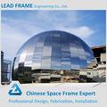 prefabricada de peso ligero de fibra de vidrio del techo cúpula de la mezquita