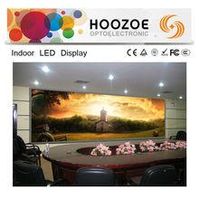 Hoozoe simple Series _P4 square vedio MBI5041 display