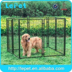 2014 new welded wire panel pet house wooden house for chickens