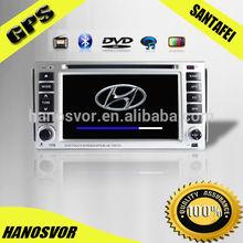 Car auto 6.2 inch HYUNDAI SANTAFEI DVD GPS TV/Radio/Ipod/MP3