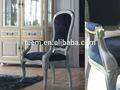 2014 Divany europeu lanquer pintura de couro executivo cadeira com braço macio BA-2701-B
