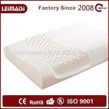 Modern top sell best brand latex foam rubber pillow