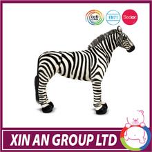 whole sale zebra stuffed animals en71 icti audited factory