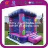 Festival star and balloon mini indoor inflatable jumpers for kids