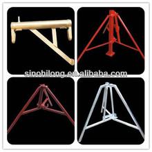 showing prop set /scaffoldings and props/steel prop tripod scaffolding OEM SERVICE, MANUFACTURER