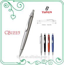 Silver color Metal Logo Ball Pen CB1225