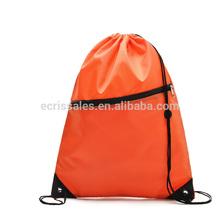 Drawstring bag Travel Goods beam port pouch debris bags large capacity shoe lightweight shoulder bag with zipper