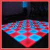WLK-1-1 640 pcs RGB leds dance floor dmx lighting led light portable dance floor