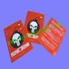 high barrier resealable mylar foil custom mini ziplock bag