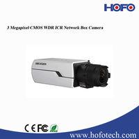 hikvision OEM digital video CAMERA, 3 Mega smart IP Camera