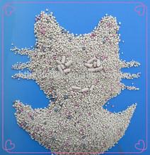 2014 NEW 1-4mm OEM cat litter,bentonite cat litter, pet product