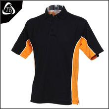 100%Polyester Bulk Tshirt Polo Type, Golf shirt Work Uniform