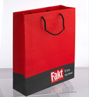 Promotional cheap paper shopping bags