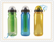 Wholesale plastic drinkware plastic sport bottle large capacity 600ml water bottle filter
