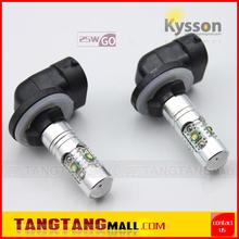 25w 30w 40w 50w t10 t15 h1 h3 880 881 cree led bulbs, car tuning lights