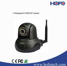 hikvision wireless security camera, 1.3 Megapixel robot IP Camera, 360 degree