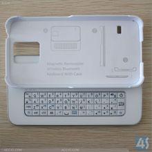 acc4s high quality scratchproof Mini Bluetooth Keyboard for Samsung Galaxy S5/i9600 P-SAMS5PUK
