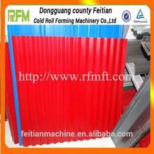 Customized/Adjustable Parameters Corrugated Iron Sheet Machine