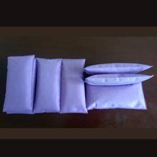 Elegant Purple Rectangle Bamboo Charcoal Shoe Deodorizer Bag
