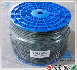 solar cable 600 volt single conductor power cable epr insulation,low smoke halogen free jacket
